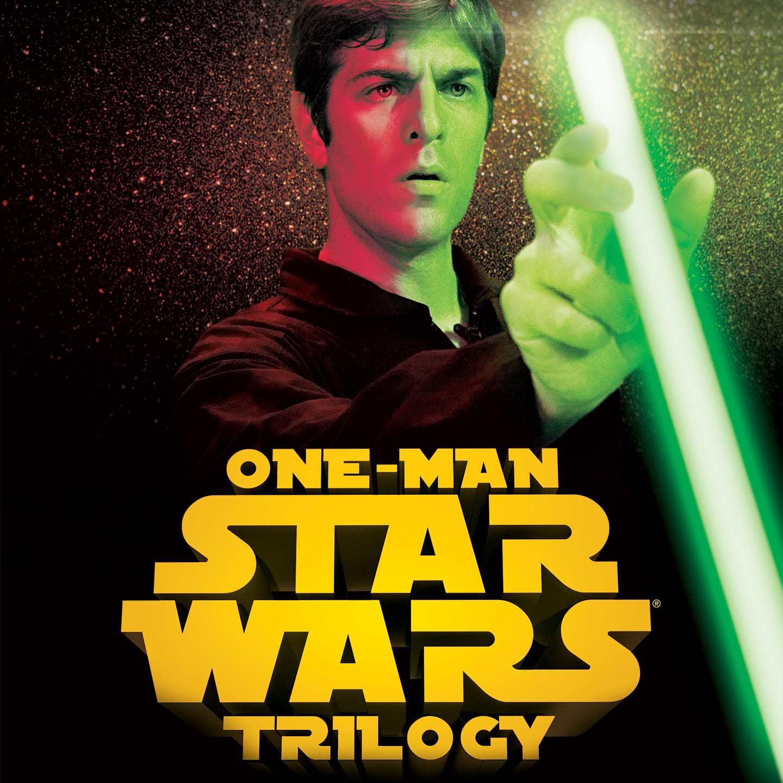 One Man Star Wars Trilogy