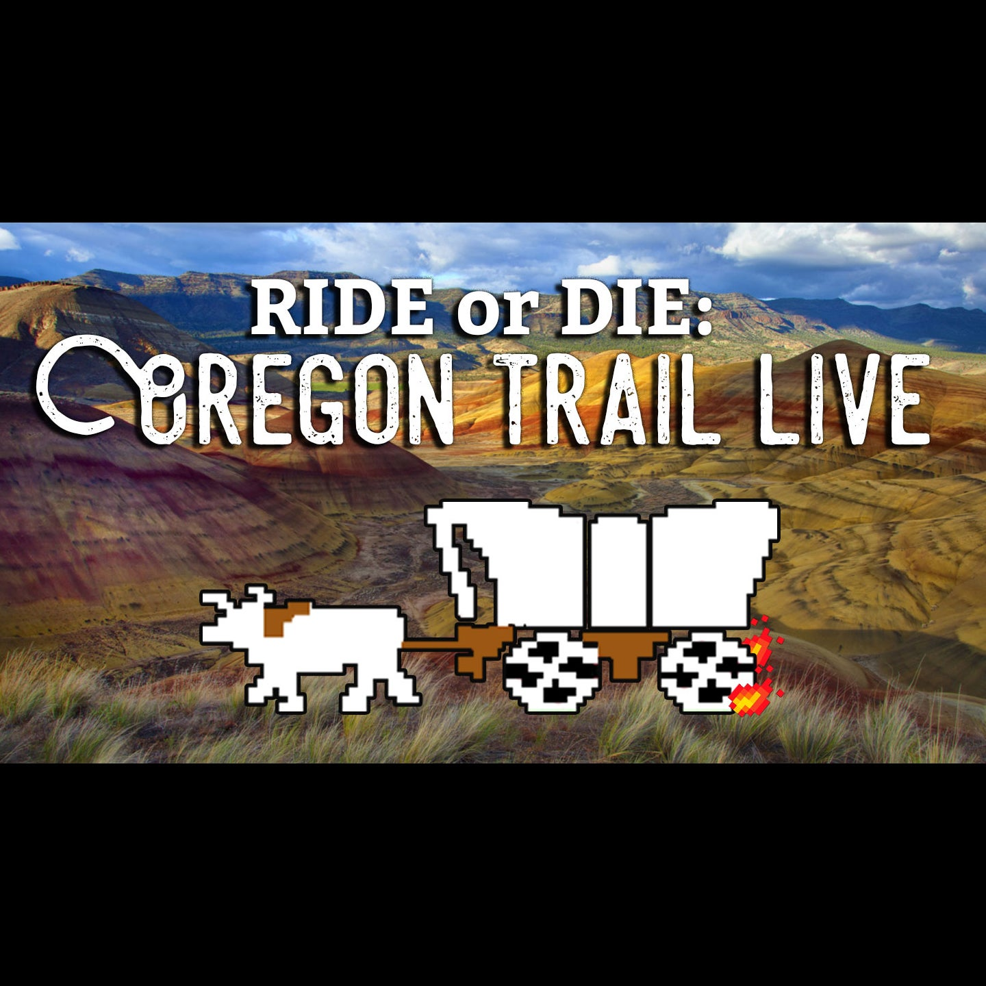 Nerdy Night Out: Ride or Die: Oregon Trail Live