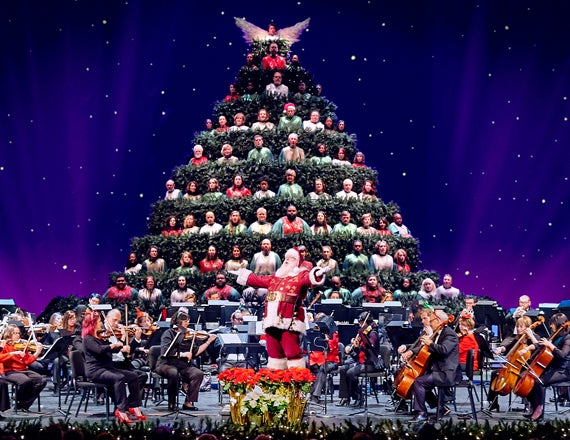 More Info for Charlotte Symphony & Carolina Voices: Magic of Christmas and The Singing Christmas Tree