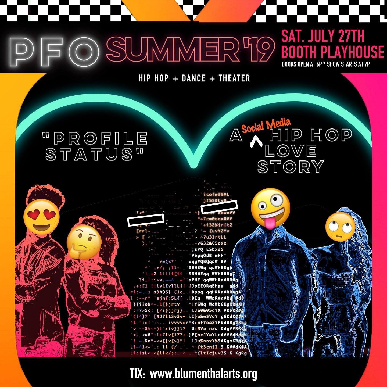 PFO Summer '19: A Hip Hop Love Story