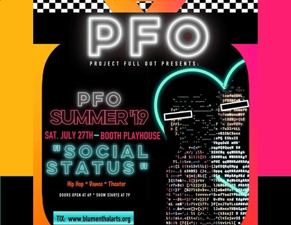 "More Info for PFO SUMMER '19 : ""Social Status"""