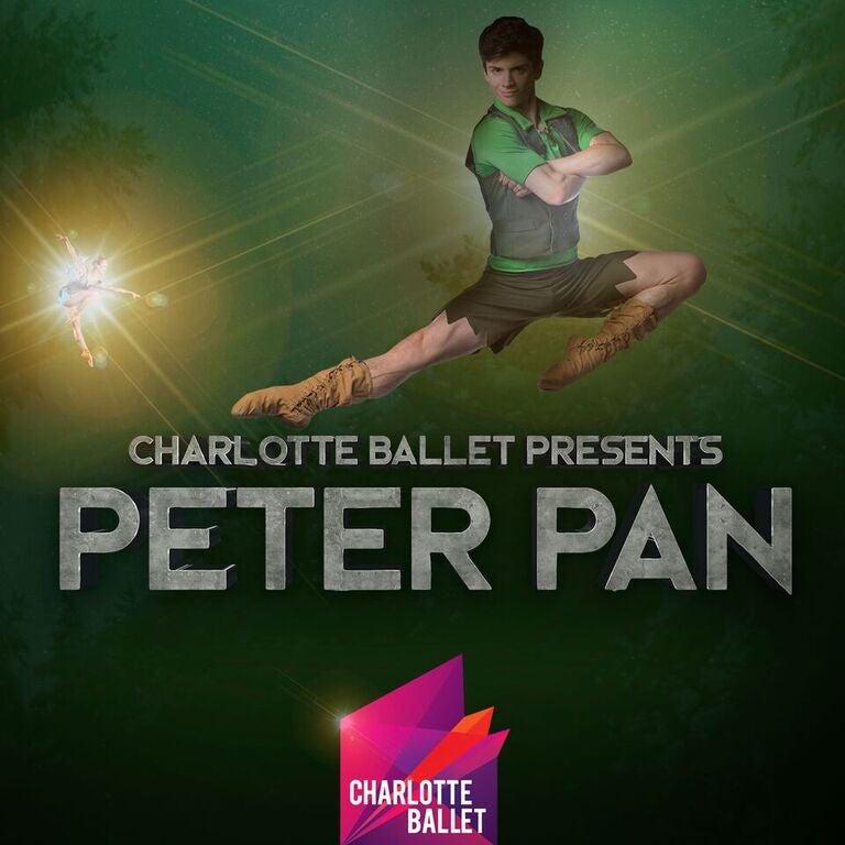 Charlotte Ballet: Peter Pan