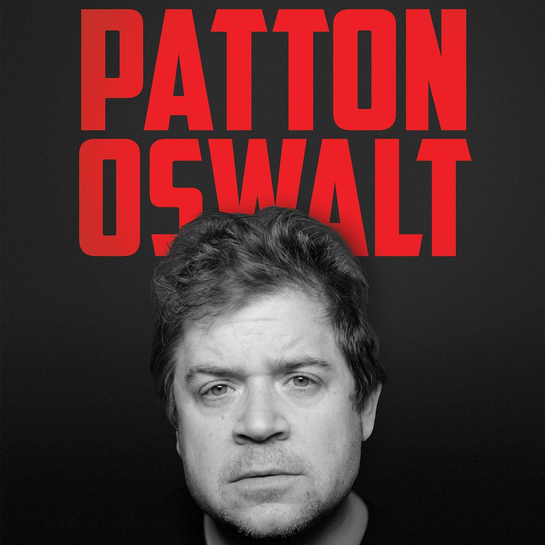 Patton Oswalt Live
