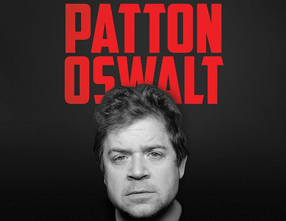 More Info for Patton Oswalt Live