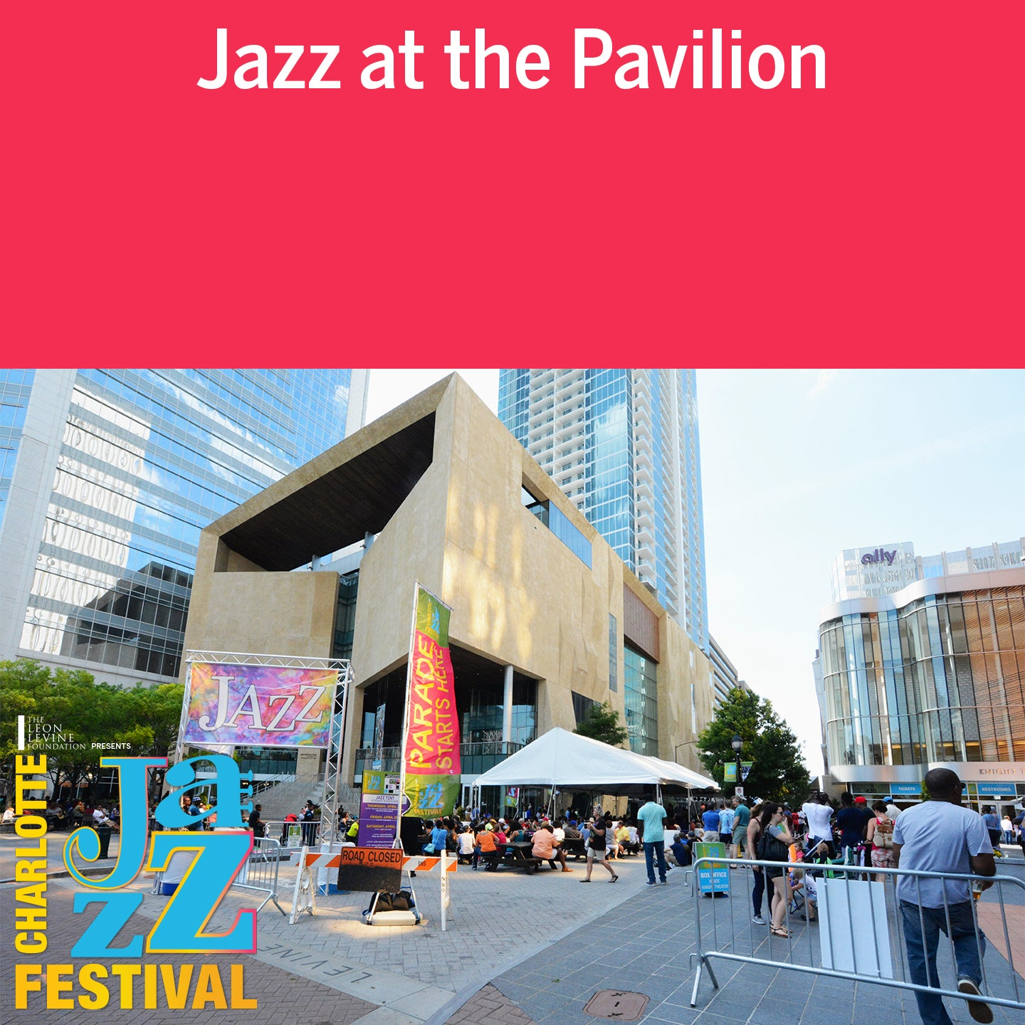 Jazz at the Pavilion