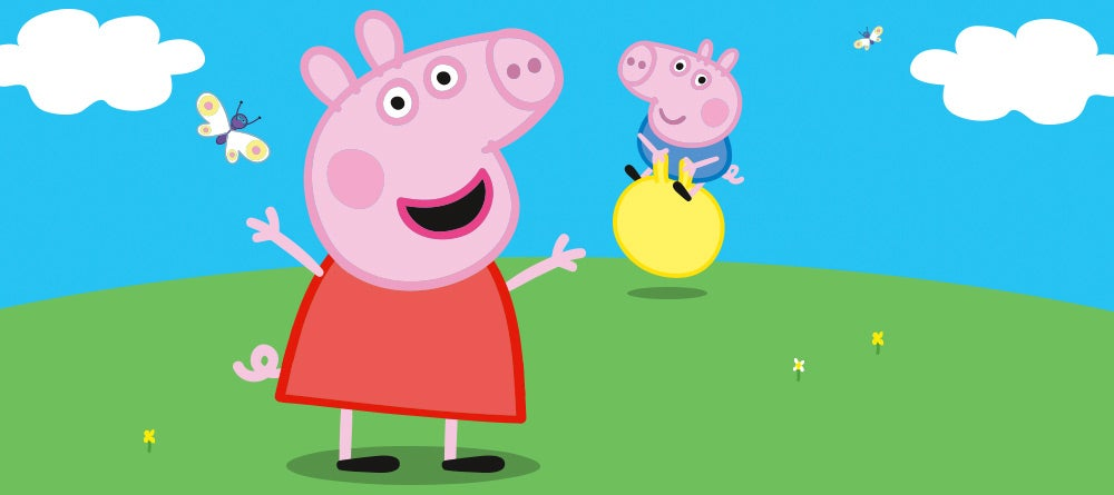 peppa pig live blumenthal performing arts
