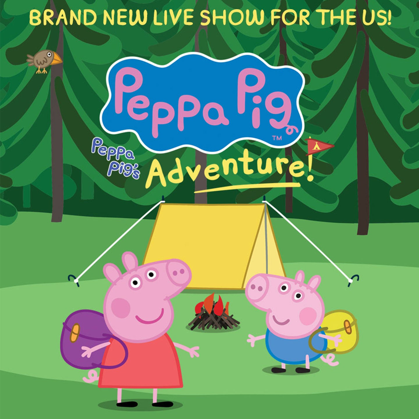 Peppa Pig Live! | Blumenthal Performing Arts