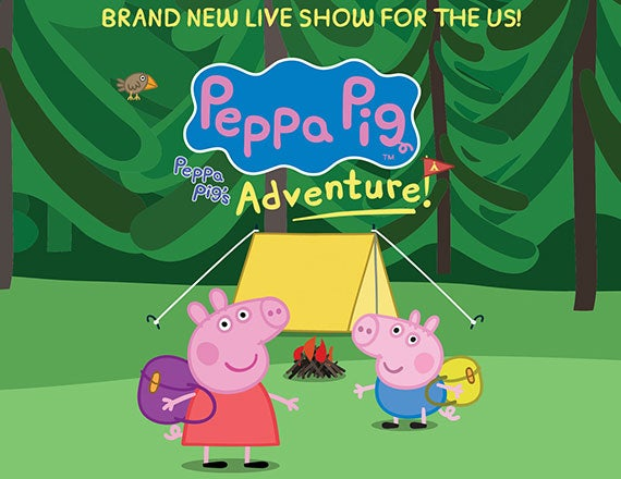 More Info for Peppa Pig Live!
