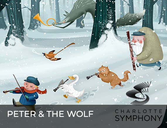 More Info for Peter & the Wolf