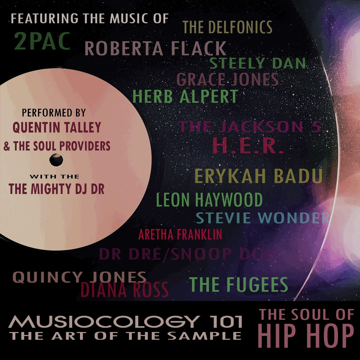 Musicology 101: The Art of The Sample: The Soul of Hip Hop