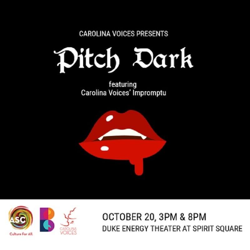 Pitch Dark!