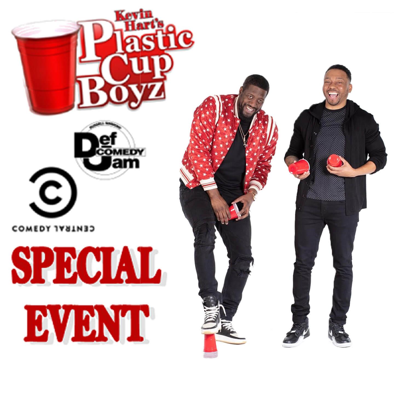 The Plastic Cup Boyz (Celebrity Show)