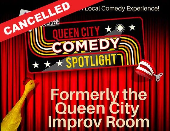 More Info for Queen City Comedy Spotlight - Clean Comedy