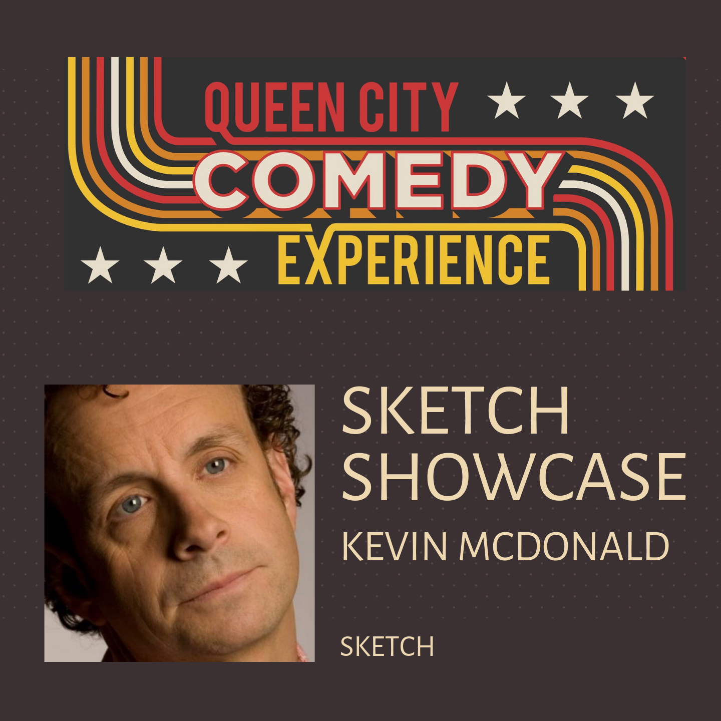Kevin McDonald Sketch Showcase