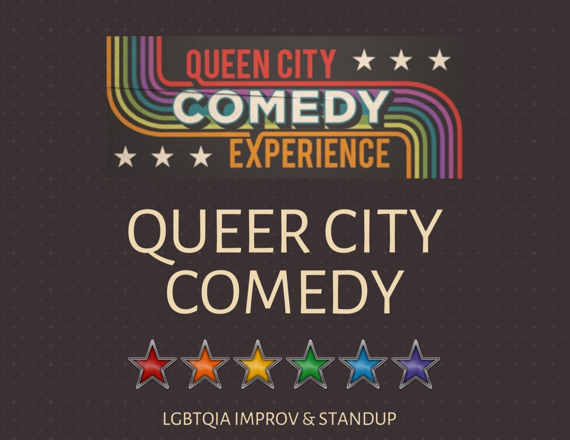 More Info for Queer City Comedy