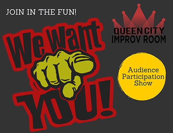 More Info for Queen City Improv Room: Family Friendly Participation