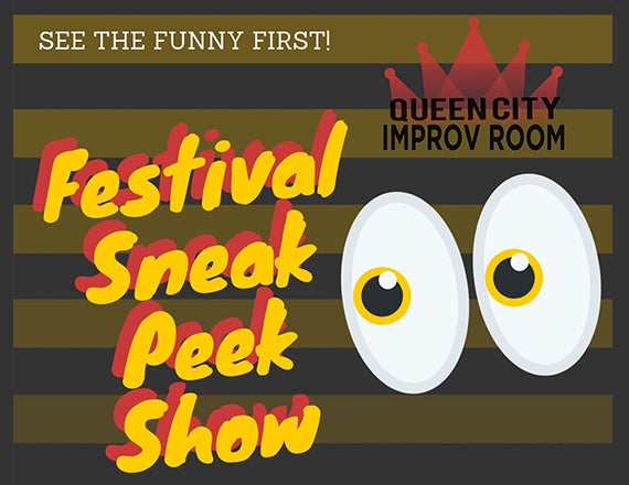 More Info for Queen City Improv Room: Family Friendly Preview