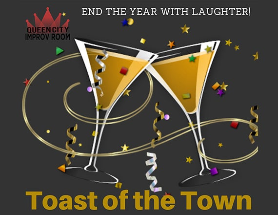 More Info for Queen City Improv Room: Toast of The Town