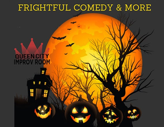 More Info for Queen City Improv Room: Family Friendly Halloween