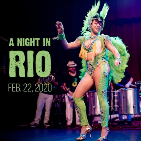 A Night in Rio: 11th Annual Brazilian Celebration, A journey through Brazil