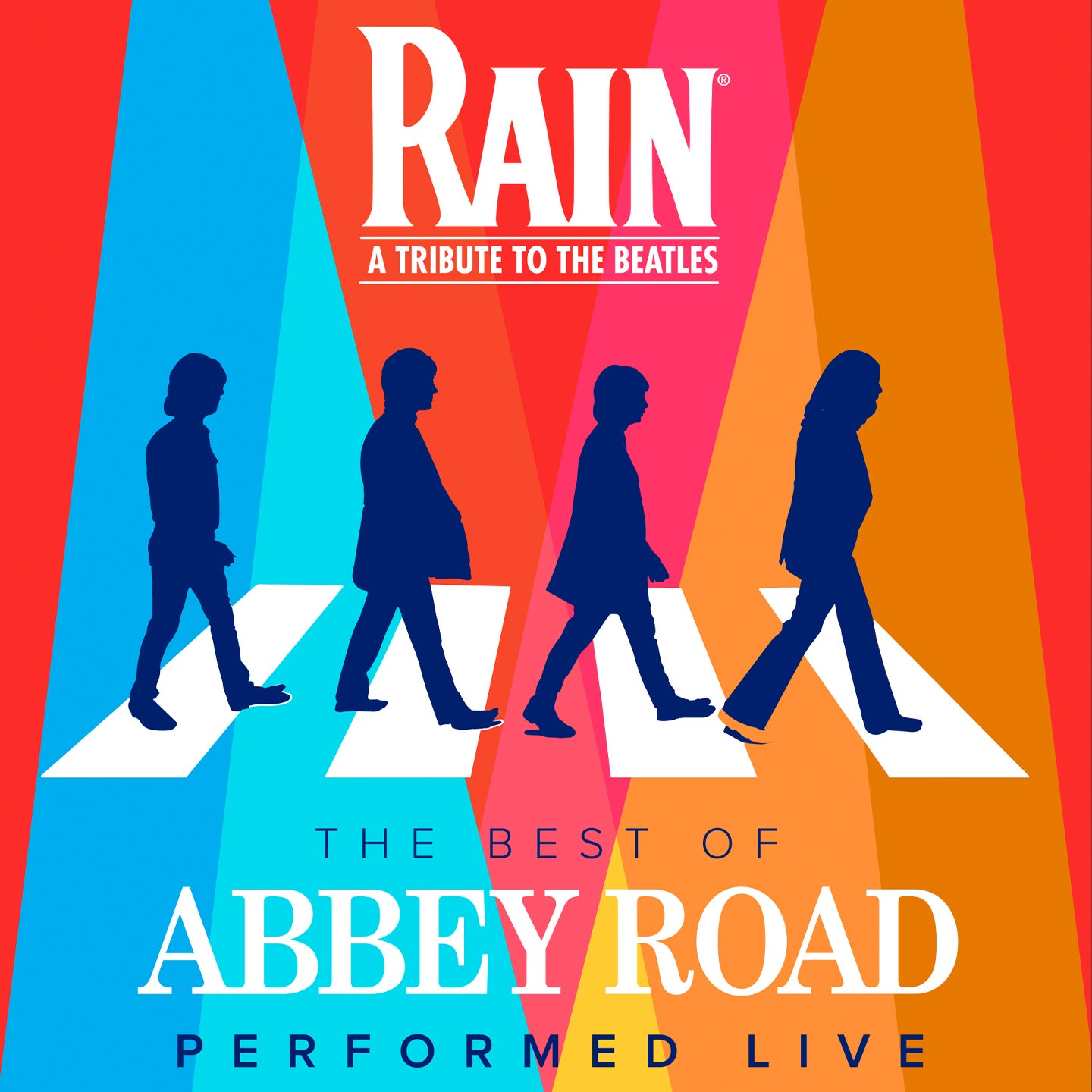 RAIN: 50th Anniversary of Abbey Road