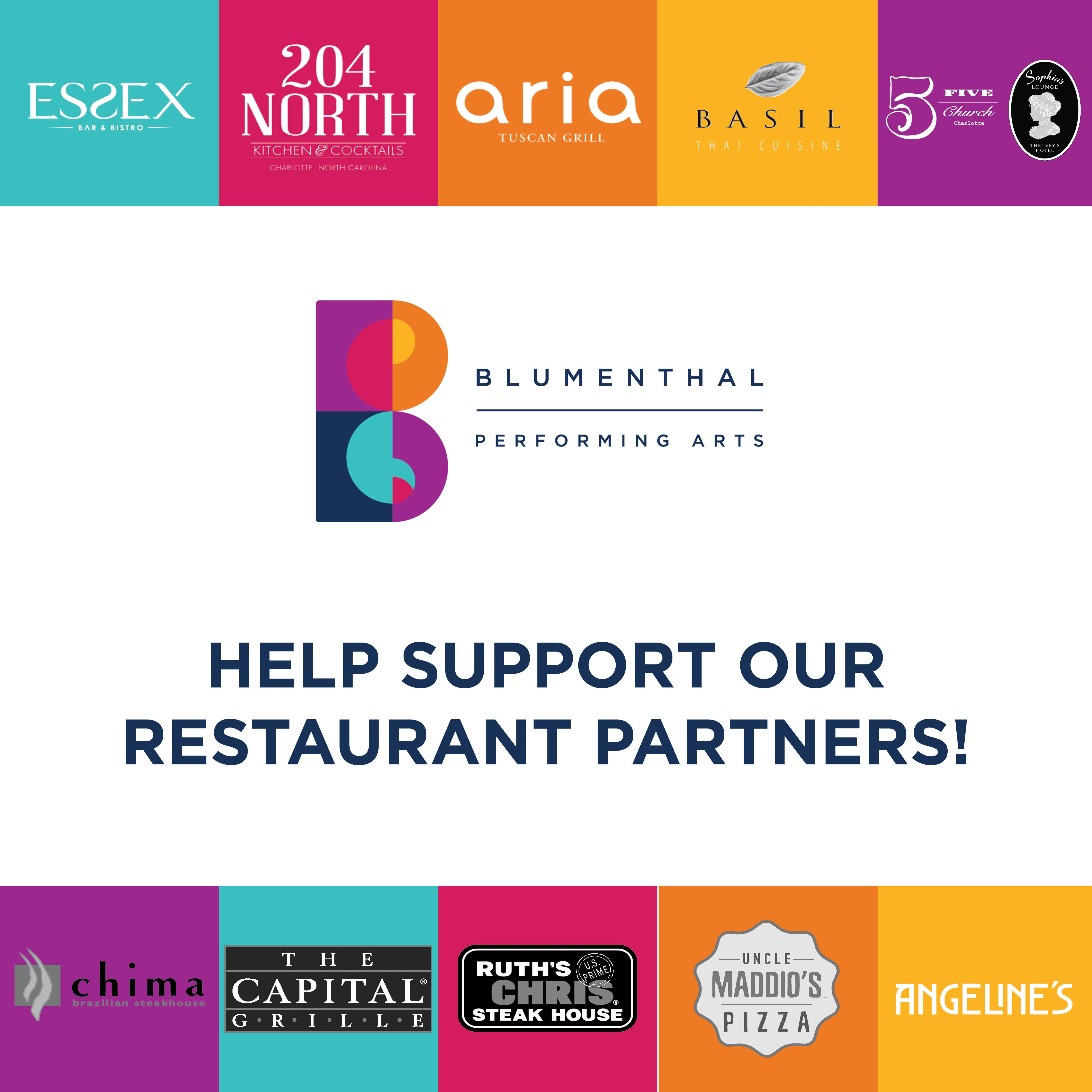 More Info for Our Restaurant Partners Would Love Your Support!