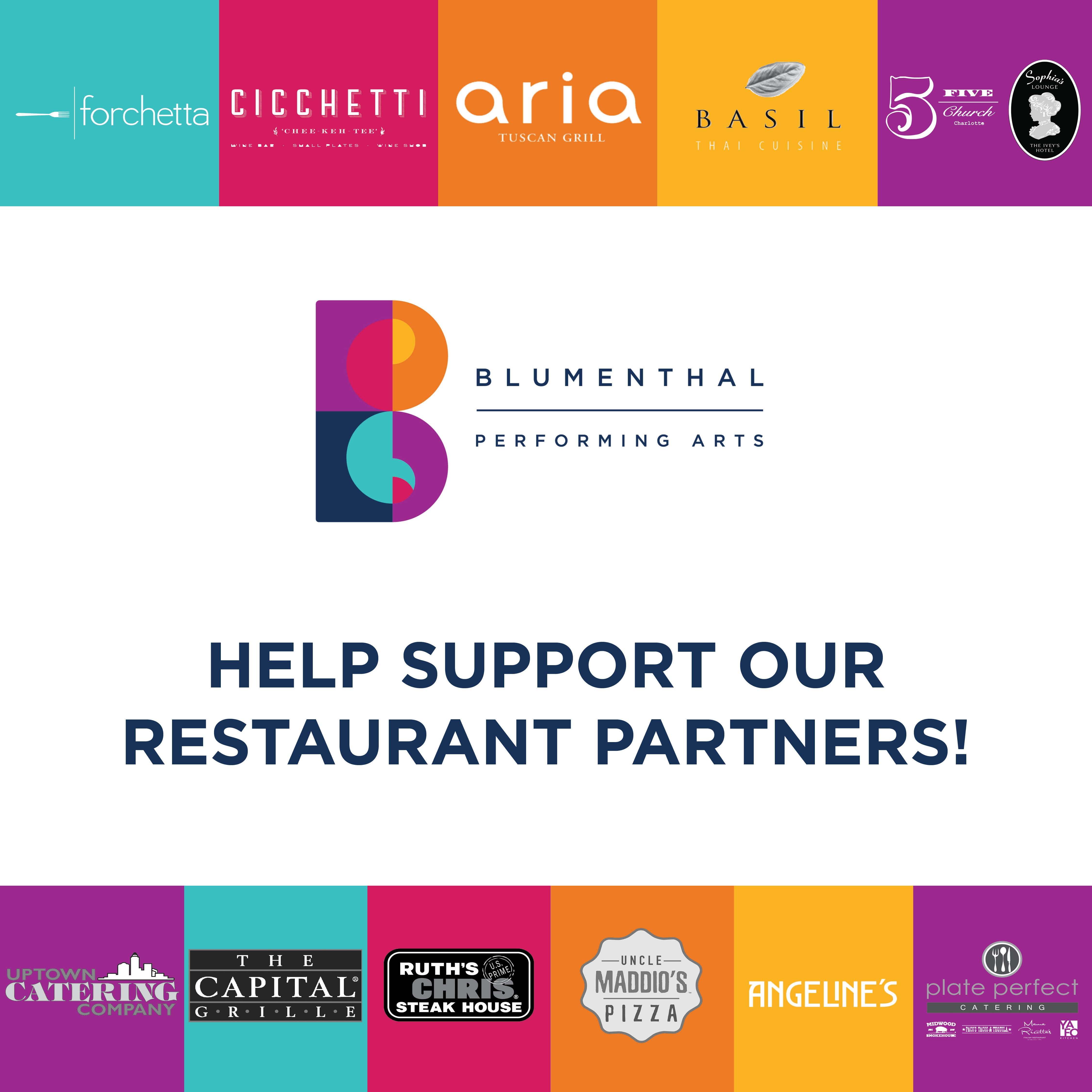 More Info for Want to Treat Mom to a Special Meal? Here's the Latest Info On Our Restaurant Partners!
