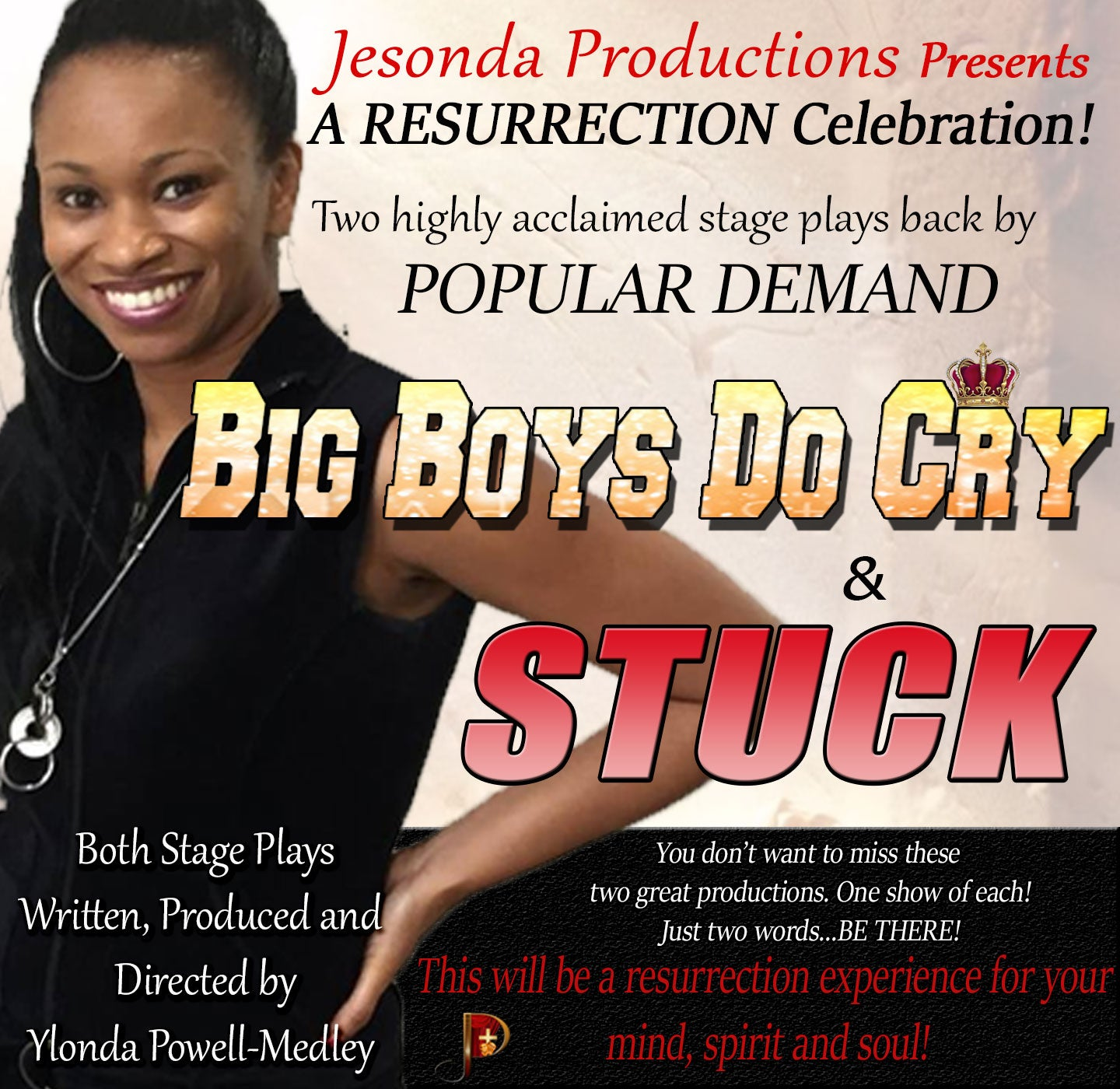 It's a Resurrection Celebration with STUCK and Big Boys Do Cry