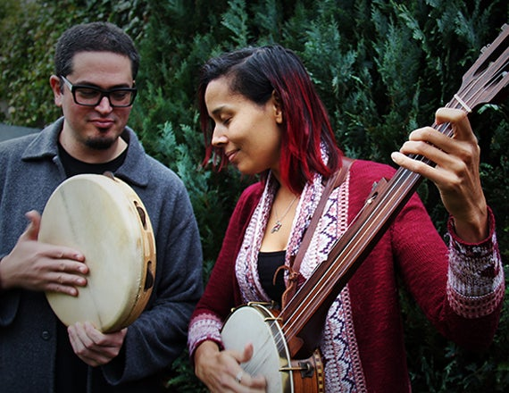 More Info for Rhiannon Giddens with Francesco Turrisi
