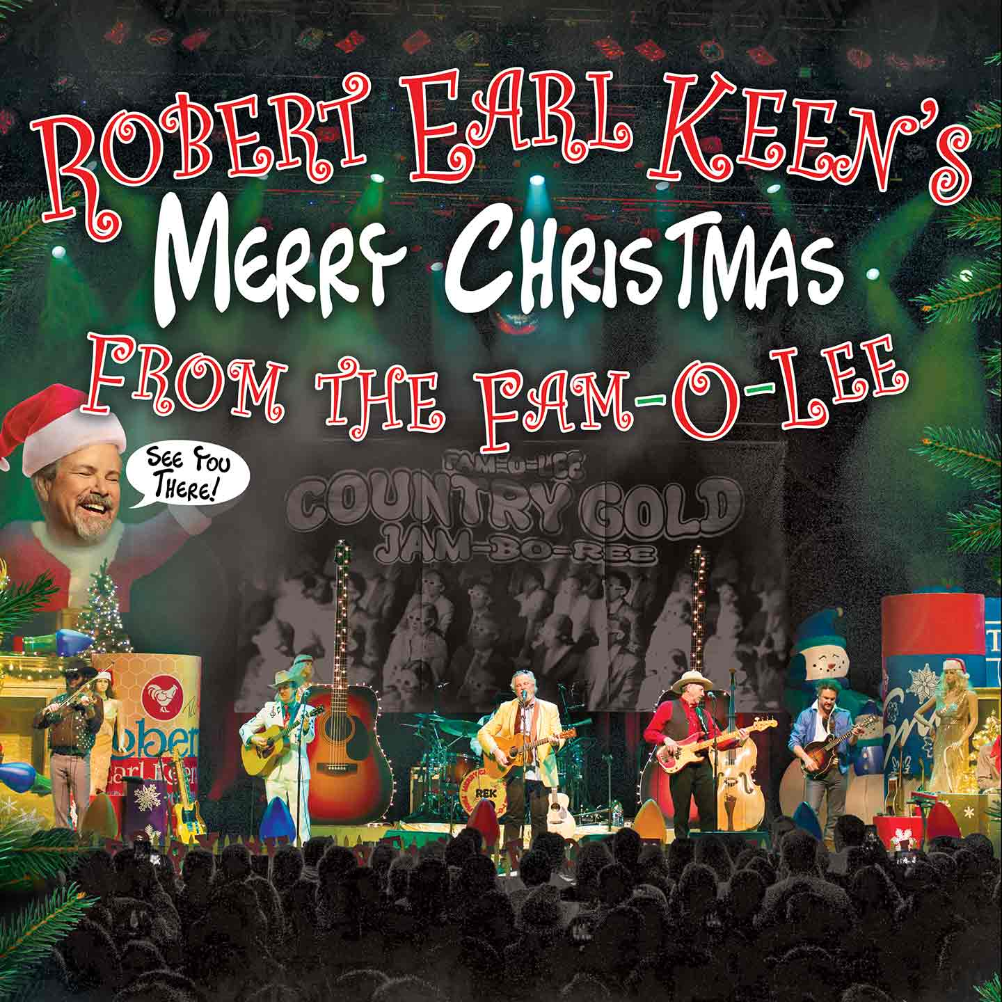 robert earl keens merry christmas from the fam o lee show