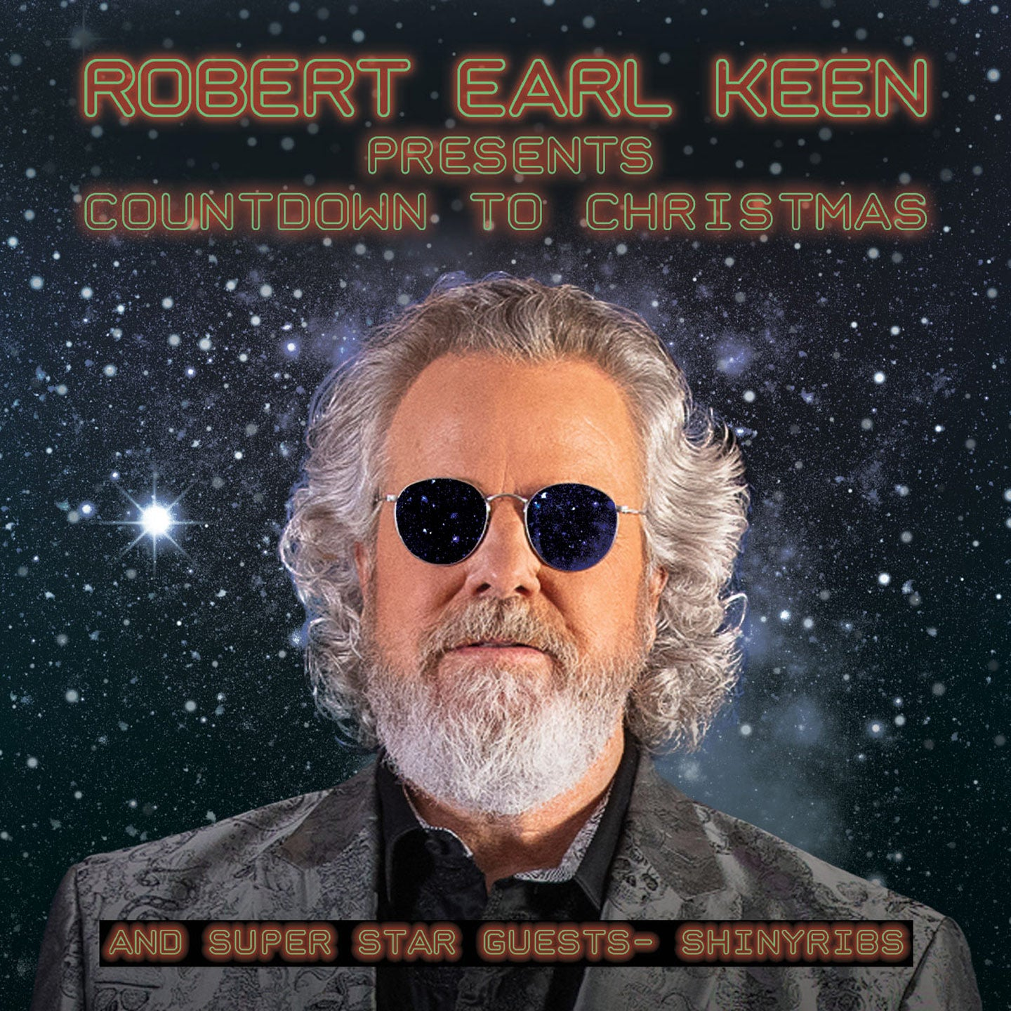 Robert Earl Keen Presents Countdown to Christmas