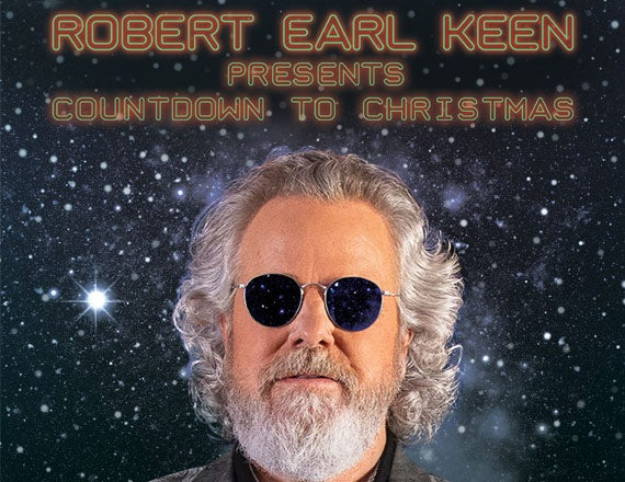 More Info for Robert Earl Keen Presents Countdown to Christmas