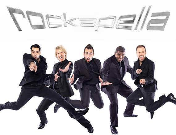 More Info for Rockapella