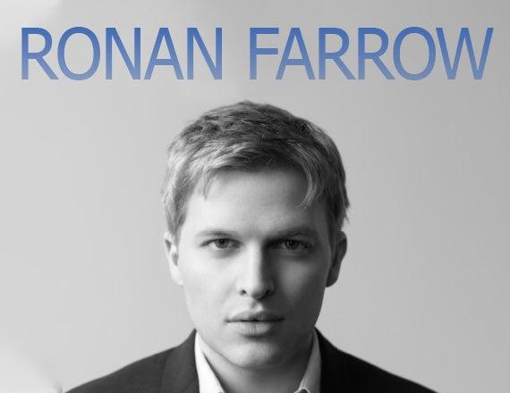 More Info for Ronan Farrow