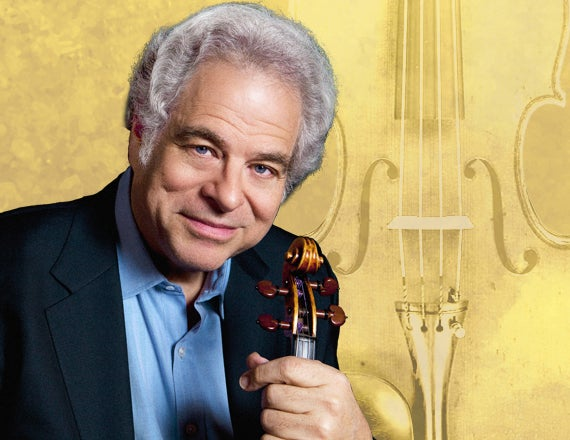 More Info for Charlotte Symphony: Itzhak Perlman Plays Mendelssohn