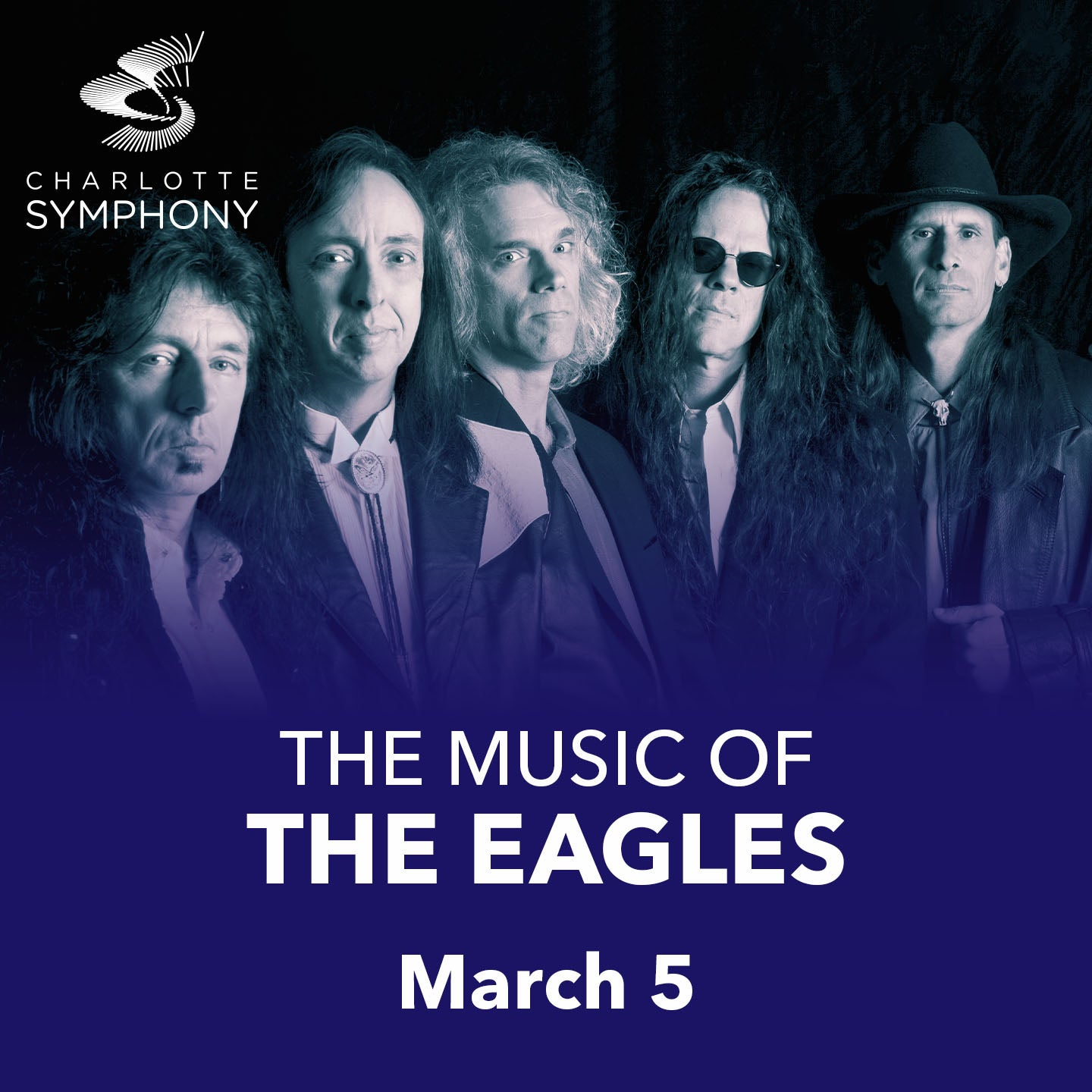 Charlotte Symphony Orchestra presents Hotel California: A Salute to the Eagles