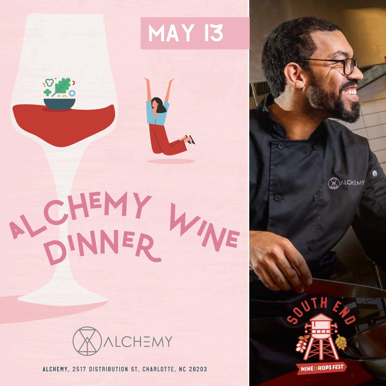 Alchemy Wine Dinner