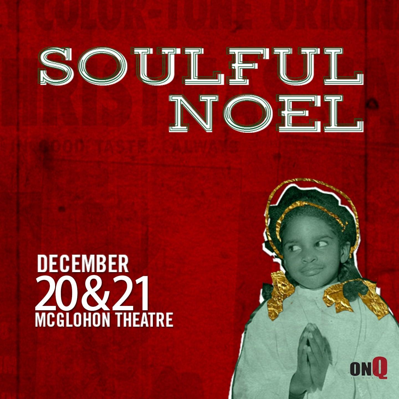Noel Org A Soulful Noel | CarolinaTix