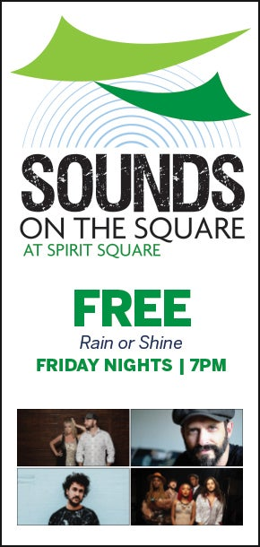 Sounds on the Square promo
