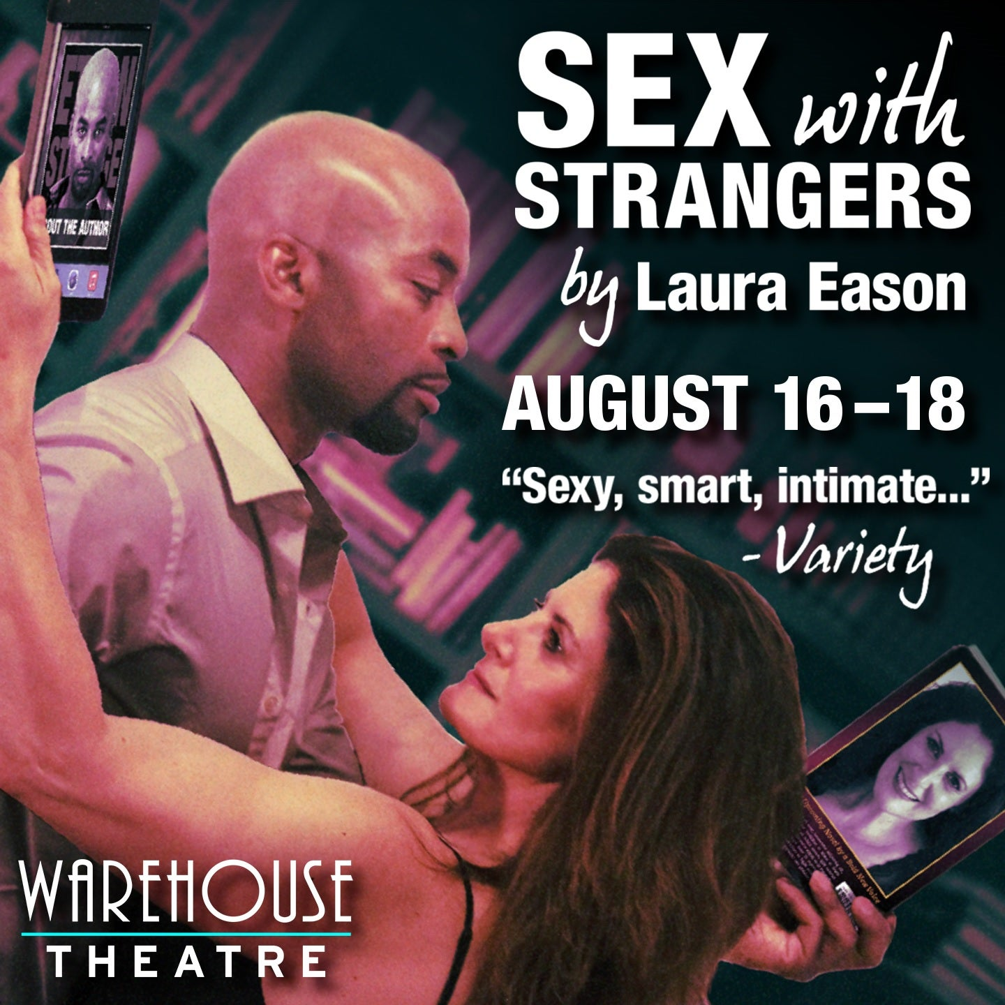 Intimate theatre sex