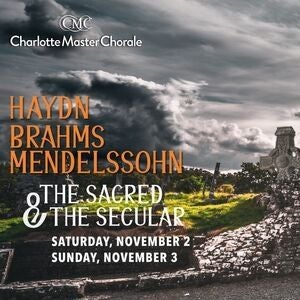 Haydn-Brahms-Mendelssohn: The Sacred and the Secular