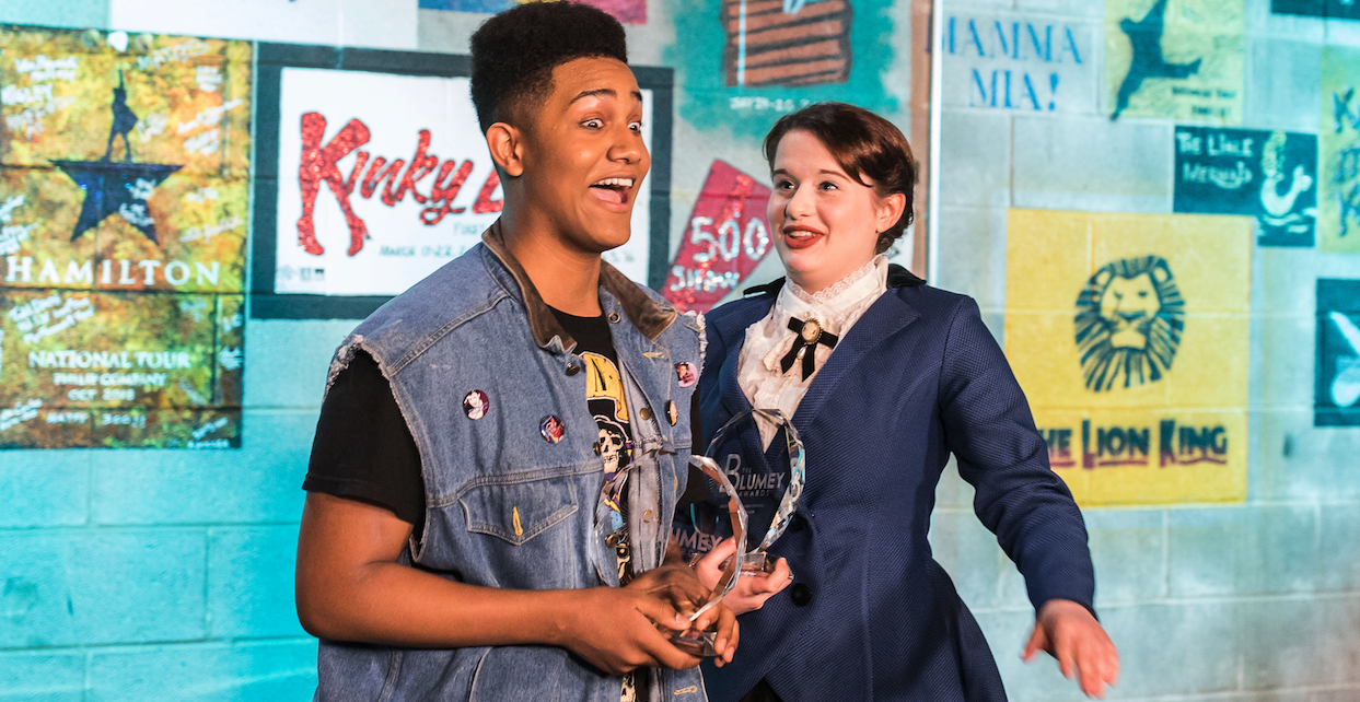 More Info for LIVE from The Jimmy Awards! Meet Your 2019 Blumey Awards Best Actress & Actor Winners