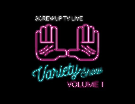 More Info for ScrewUp TV Live!