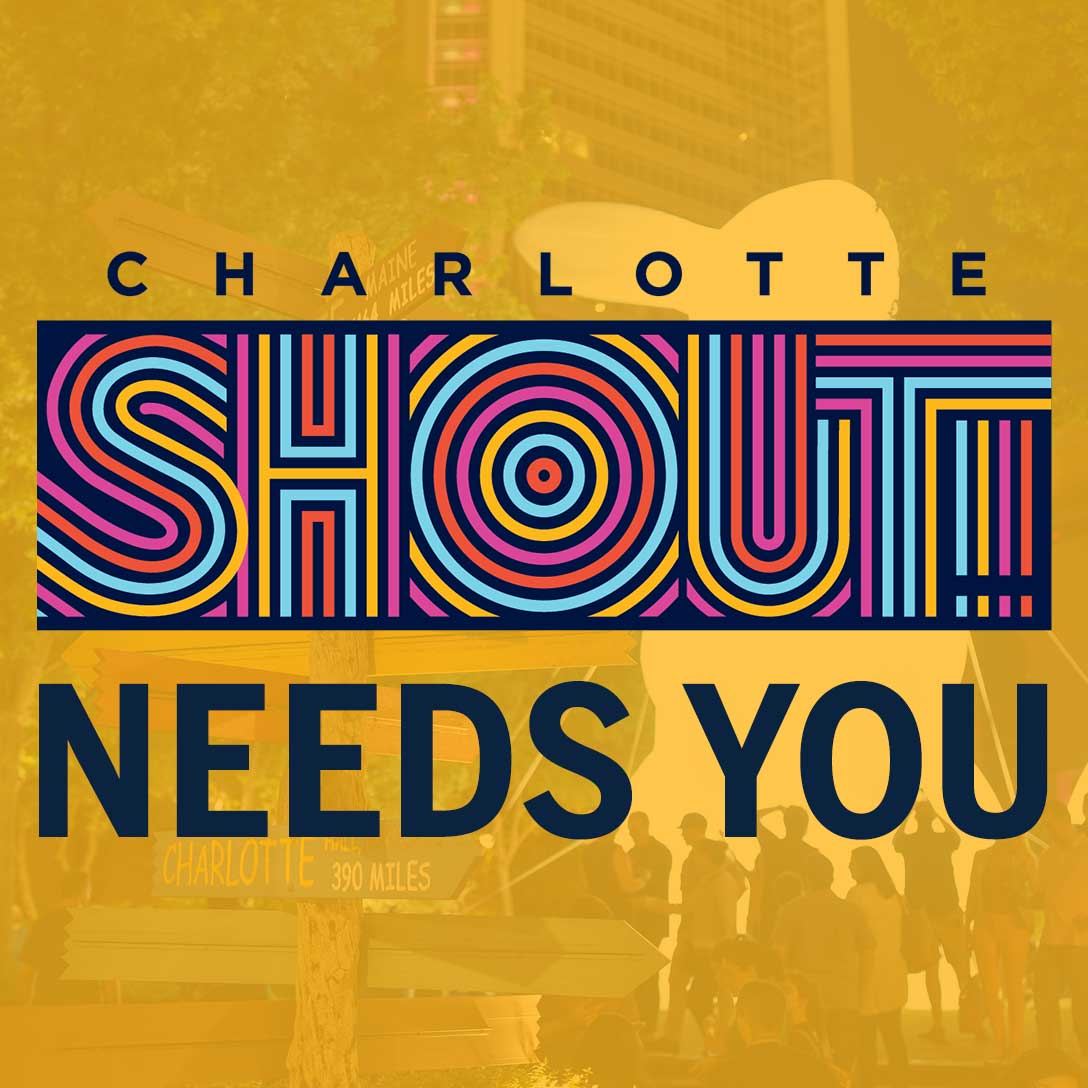 More Info for Charlotte SHOUT! Needs You