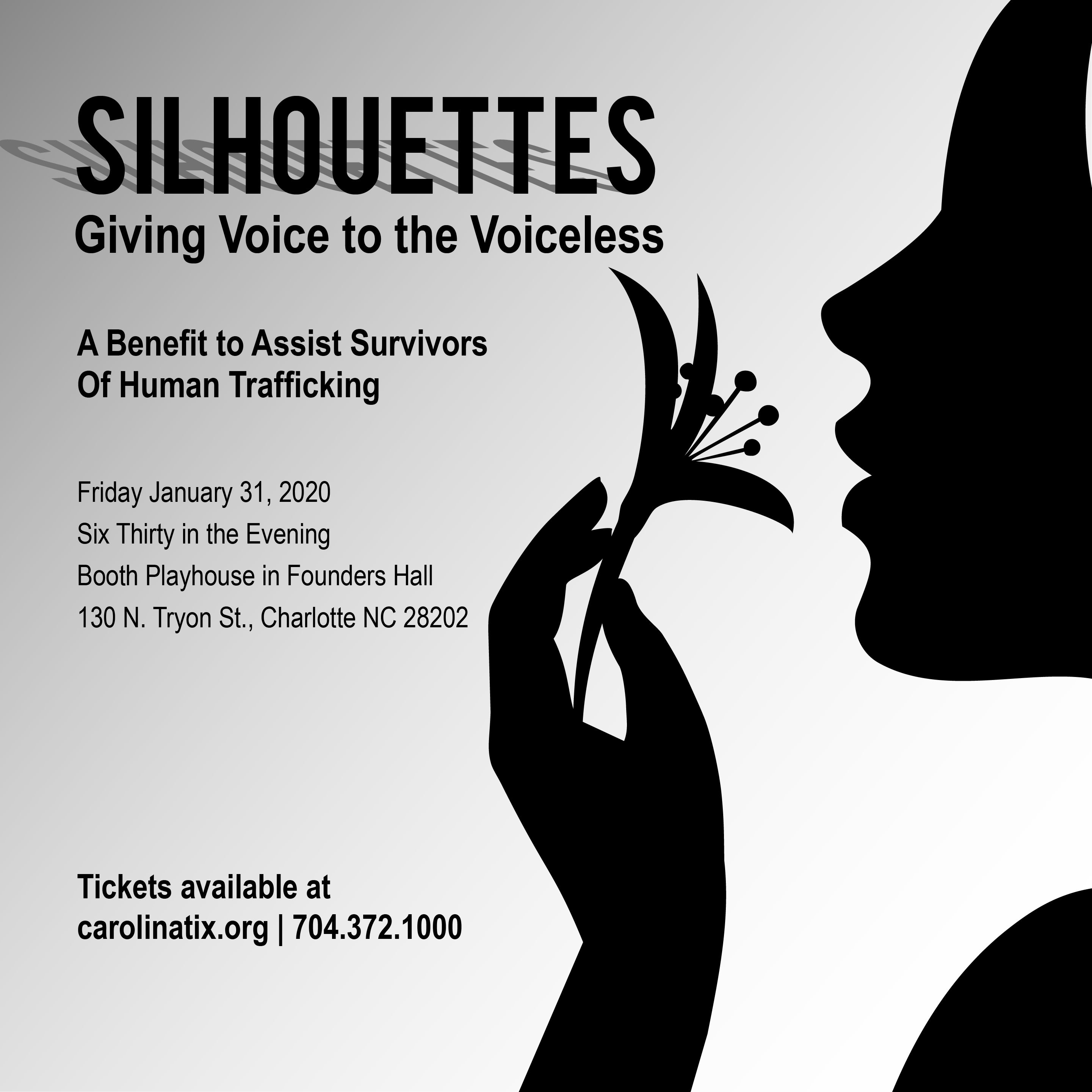 SILHOUETTES: Giving Voice to the Voiceless