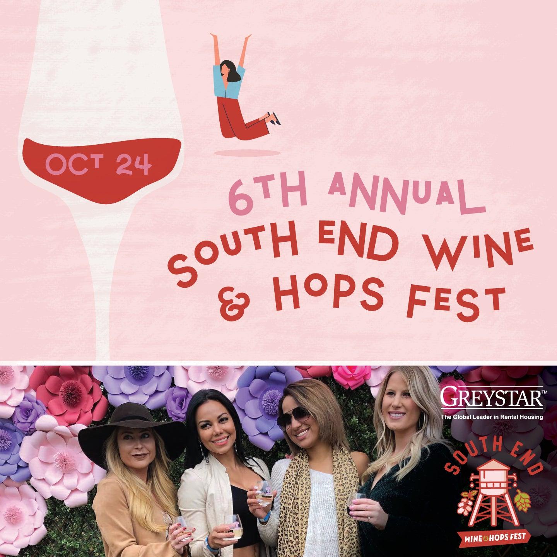 South End Wine & Hops Fest