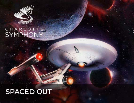 More Info for Charlotte Symphony Orchestra presents Spaced Out