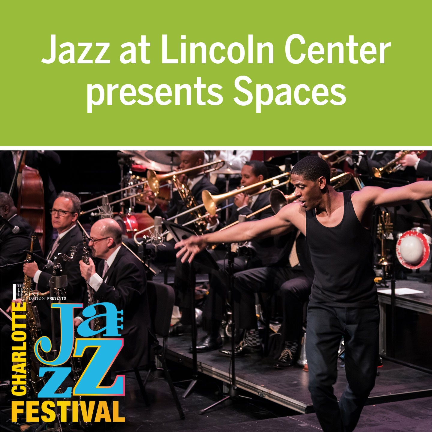 Jazz at Lincoln Center Orchestra Presents: Wynton Marsalis' Spaces