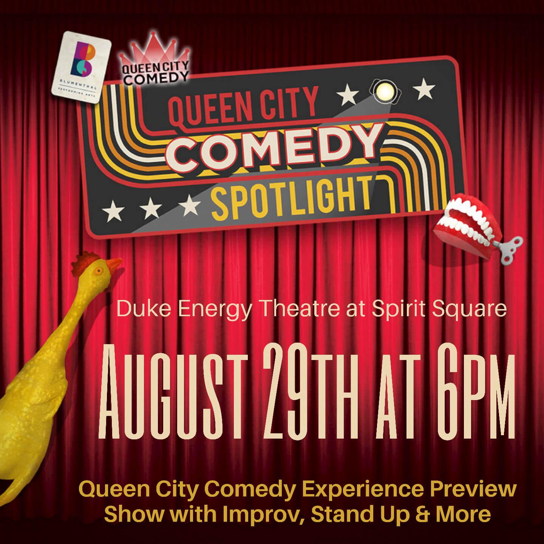 Queen City Comedy Spotlight