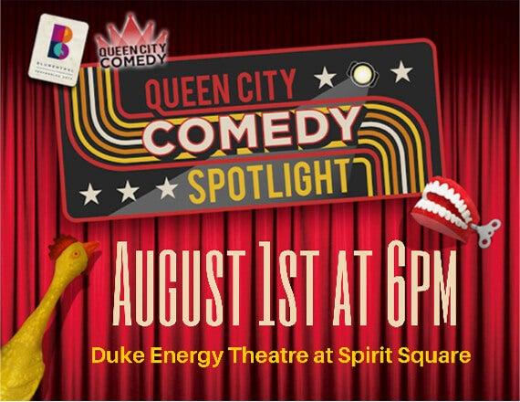 More Info for Queen City Comedy Spotlight